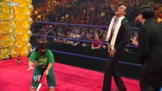 getlinkyoutube.com-Alberto Del Rio's Royal Rumble Celebration