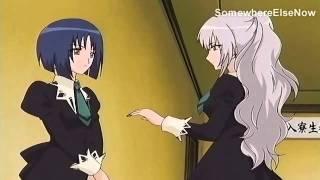 getlinkyoutube.com-Strawberry Panic! Episode 3 [English fandub]