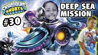 Skylanders Shorts: Episode 30 - DEEP SEA MISSION! (Superchargers Style w/ Nightfall & Sea Shadow)