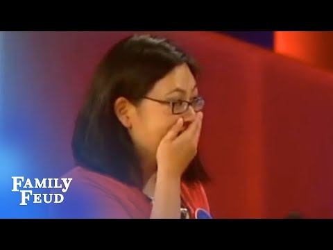 She's Doing WHAT Alone? - Family Feud