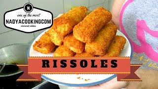 getlinkyoutube.com-Rissole Recipe - Resep Risoles Sayur Keju