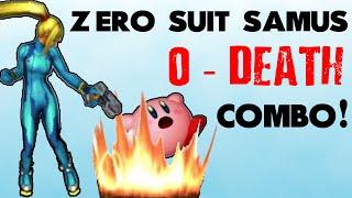 getlinkyoutube.com-Zero Suit Samus' INFINITE Combo! (Smash 3DS) - [patched]