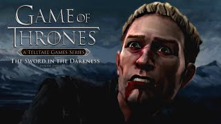 getlinkyoutube.com-GAME OF THRONES · BRITT'S FATE - ALL CHOICES (Episode 3: The Sword in the Darkness)