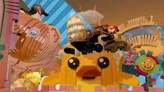 getlinkyoutube.com-The LEGO Movie Videogame Walkthrough Part 9 - Attack on Cloud Cuckoo Land
