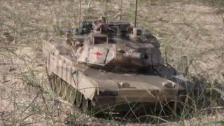 getlinkyoutube.com-M1A2 ABRAMS BATTLE TANK;1:16  RADIO CONTROLLED in AUSTRALIAN ARMY MARKINGS