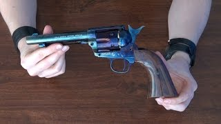 getlinkyoutube.com-(Airsoft) Unboxing the Colt Single Action Army Umarex