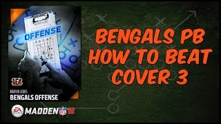 getlinkyoutube.com-Madden 16 Tips | Bengals Playbook - How To Beat Cover 3