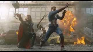 Marvel Avengers Assemble - Captain America and Thor in Battle  - Official | HD