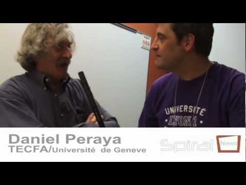 Causerie avec Daniel Peraya à l'AIPU2012