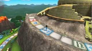 getlinkyoutube.com-AnimeBroMii: Board Island on Wii Party GamePlay!!