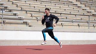 getlinkyoutube.com-How to Run a Faster 100 Meter Dash