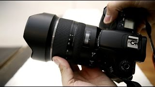 getlinkyoutube.com-Tamron 15-30mm f/2.8 VC USD lens review with samples (Full-frame and APS-C)