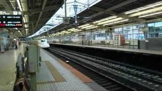 getlinkyoutube.com-Crazy Fast and Safe Japanese Shinkansen train