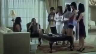 film hot Indonesia 'Pegang Dada Monthok' nikmaknya cewek cantik molus semok bahenul hot moves