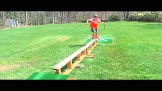 """getlinkyoutube.com-Ben Washburn Summer Skiing: """"I Am"""""""