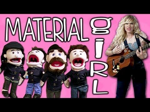 Material Girl de Walk Off The Earth Letra y Video