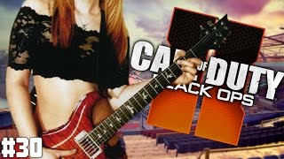 Playing Guitar on Black Ops 2 Ep. 30 - Female Dooo