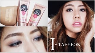 getlinkyoutube.com-TAEYEON 태연 - I - INSPRIED LOOK แต่งหน้าสไตล์แทยอนกับ MAYBELLINE NEW YORK SUPER COVER BB | Bucciime