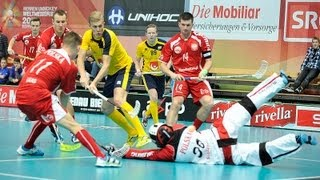 WFC 2012 Group B POL – SWE