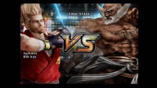 getlinkyoutube.com-Tekken 5 - Paul Phoenix easy win - HD 1080p