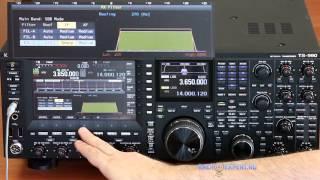 getlinkyoutube.com-Kenwood TS-990S