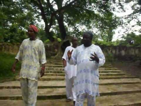 IGBODU OSHUN (the sacred grove of Orisha Oshun) PART 1 of 4
