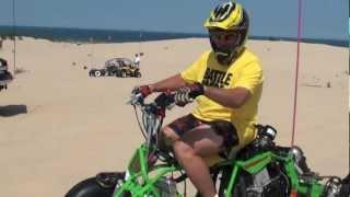 getlinkyoutube.com-Quad with HAYABUSA engine / Silver Lake Sand Dunes / Ambassador Dan