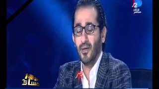 getlinkyoutube.com-احمد حلمى يبكى ملايين العرب..احنا زى الحفرة كل ما تخدوا منها هتزيد وهندفنكوا فيها