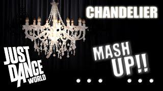 getlinkyoutube.com-Just Dance 2015 | Chandelier - Sia | FAN MADE | MashUp | Made By Me