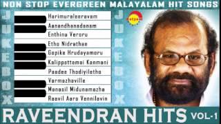 getlinkyoutube.com-Evergreen Malayalam Songs | Raveendran Vol-1 Audio Jukebox