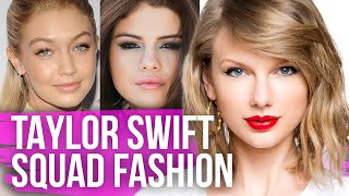 getlinkyoutube.com-Taylor Swift Squad Fashion (Dirty Laundry)