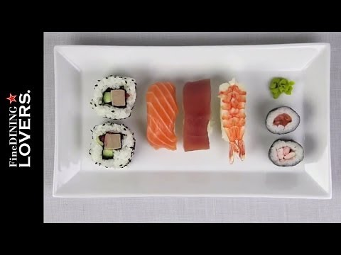 How To Eat Sushi | Fine Dining Lovers by S.Pellegrino & Acqua Panna