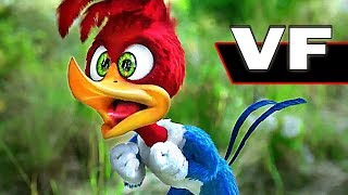 WOODY WOODPECKER Le Film - Bande Annonce + Extrait VF (Animation, 2018)