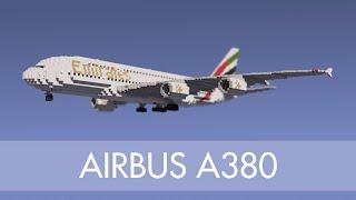 getlinkyoutube.com-Minecraft Airbus a380 (Liveries)
