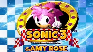 getlinkyoutube.com-Sonic 3 and Amy Rose   Walkthrough