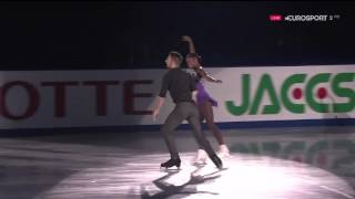 NHK Trophy 2015 GALA   Vanessa James & Morgan Cipres