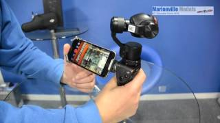 getlinkyoutube.com-DJI Osmo Hand Held Stabilized Gimbal Review & Quick Start Guide