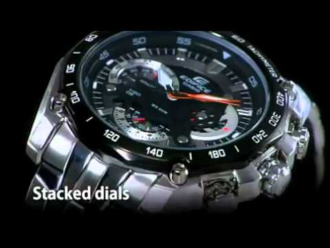 Casio EDIFICE EF-550D x RedBull Official CM