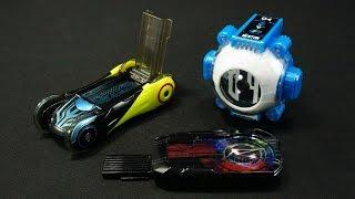 getlinkyoutube.com-仮面ライダー ゴースト&ドライブ DXシフトネクストスペシャル サプライズフューチャーセット Rider Ghost DX shift next Special Surprise Future set