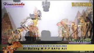 "getlinkyoutube.com-(Recorded) Wayang ""Pendadaran Siswo Sukolimo""  Ki Bayu Aji"