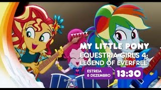 getlinkyoutube.com-Canal Panda - My Little Pony Equestria Girl - Legend of Everfree (8 dezembro - 13h30)