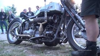 getlinkyoutube.com-Waldfee Henderson NSU TTS 1200 Motorcycle