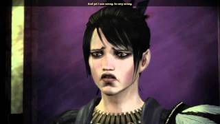getlinkyoutube.com-Dragon Age Origins: Witch Hunt Endings