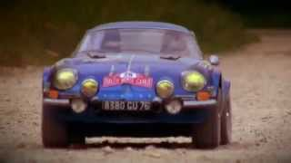 getlinkyoutube.com-Tamiya Renault Alpine A110 at Monte-Carlo '71
