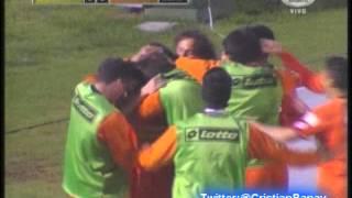 getlinkyoutube.com-Peñarol 0 Cobreloa 2 (Relato Mariano Closs) Copa Sudamericana 2013 Los goles (8/8/2013)