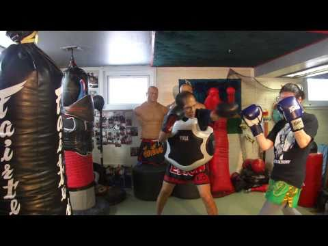 The secret of Muay Thai is in the Hips and Standing Leg