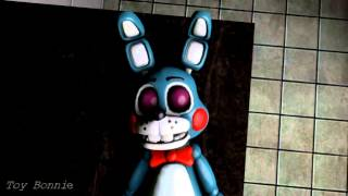 [SFM]/[FNAF] Spingtrap and Baby Toy Bonnie