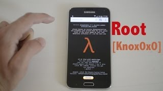 getlinkyoutube.com-[NEW!]KitKat: Root in sicurezza per principianti, basta un App!! [knox 0x0]