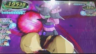 getlinkyoutube.com-DBHプレイ動画 暗黒世界編 仮面のサイヤ人を倒せpart1