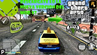 getlinkyoutube.com-Mod GTA V Para GTA San Andreas Android v7